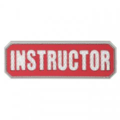 Патч Maxpedition Instructor Morale Patch Red (INSTR)